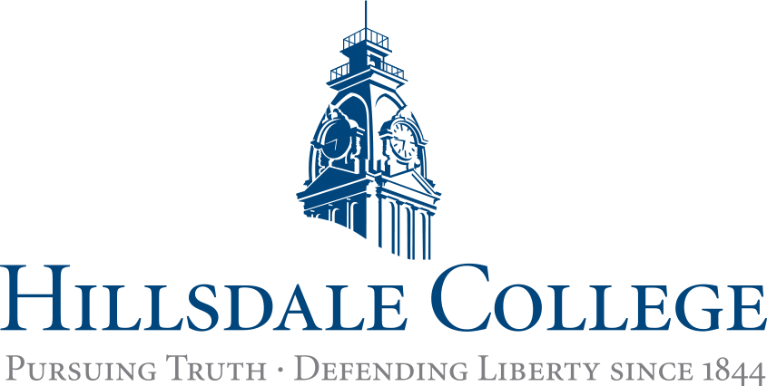 Hillsdale College - Blue